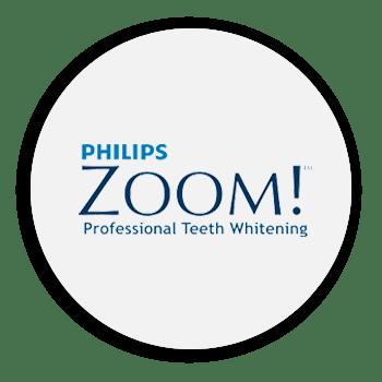 Philips Zoom! Professional Teeth Whitening logo