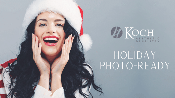 """""""Holiday Photo-Ready"""" offer banner image"""