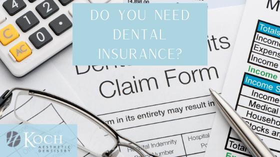 """Do You Need Dental Insurance?"" banner image"